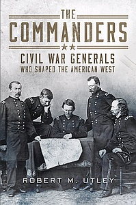 The Commanders book cover