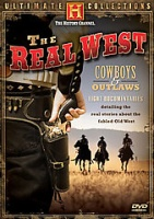 TV - The Real West DVD cover
